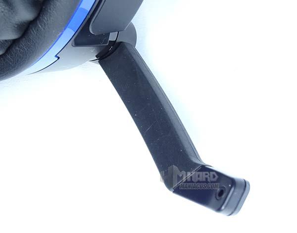 micrófono estirado Stealth 700