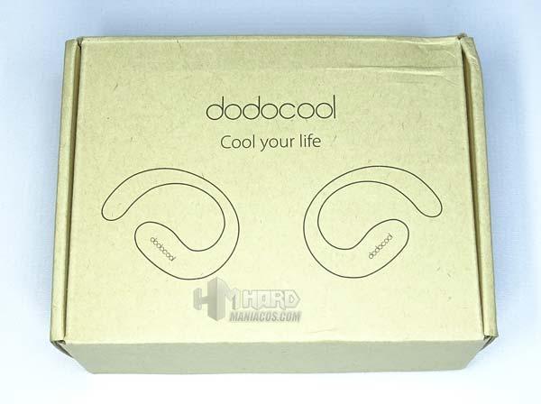 caja auriculares dodocool