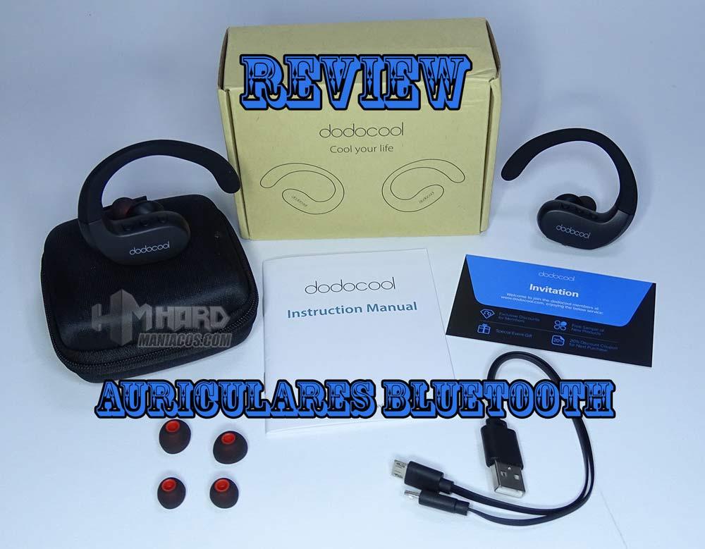 Auriculares auriculares dodocool da144