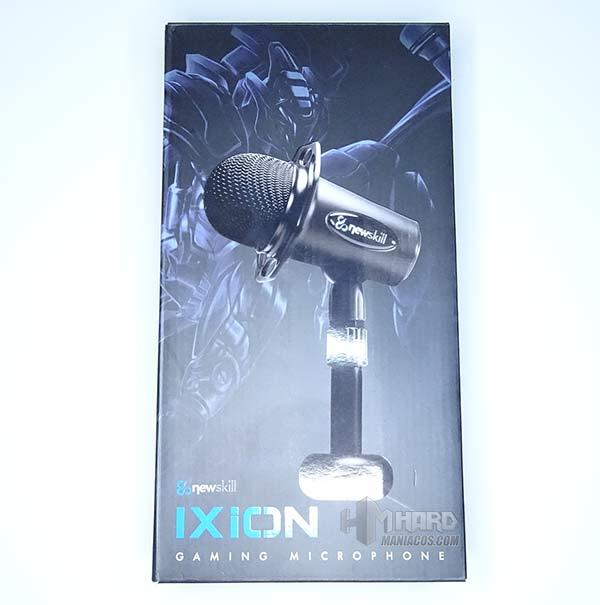 NewSkill Ixion caja frontal