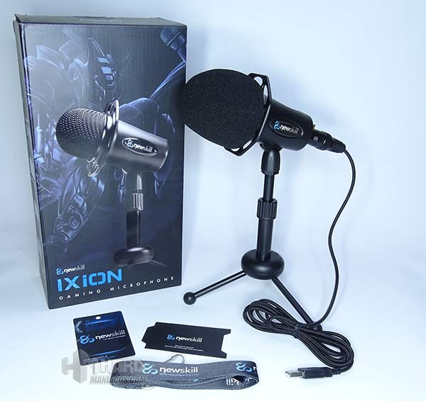 NewSkill Ixion unboxing