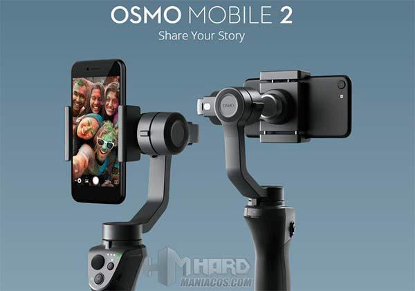Osmo Mobile 2 portada