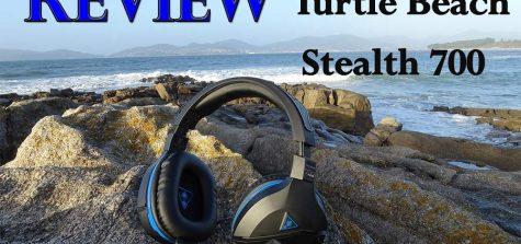 Turtle Beach Stealth 700 Portada