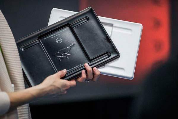 embalaje Dell