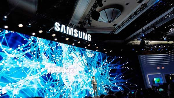novedades de Samsung en el CES 2018