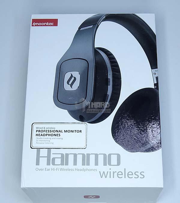 caja Noontec Hammo Wireless