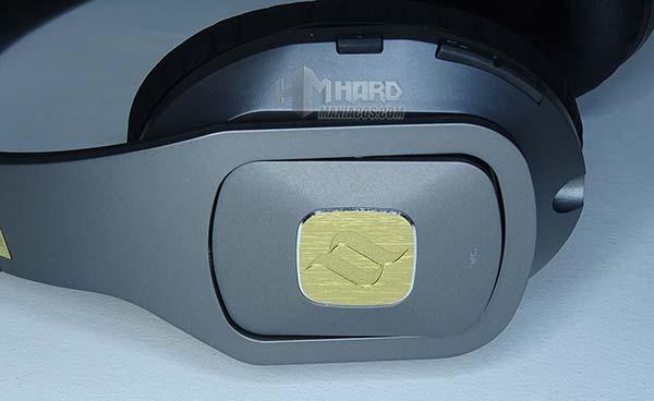 orejera auriculares Noontec Hammo Wireless
