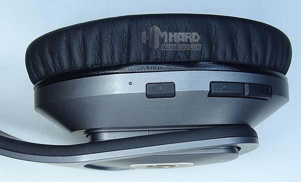 botones auriculares Hammo Wireless