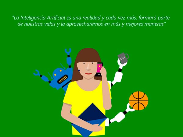 Inteligencia Artificial en nuestra vida