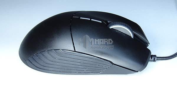 lateral ratón Razer Basilisk