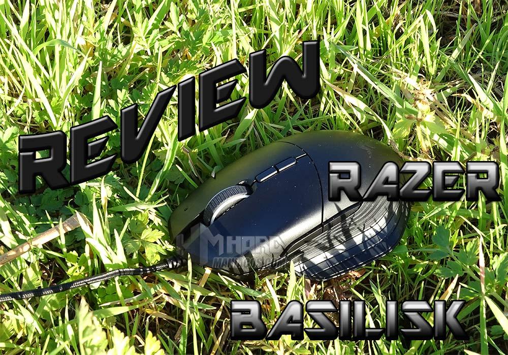 Razer Basilisk Portada