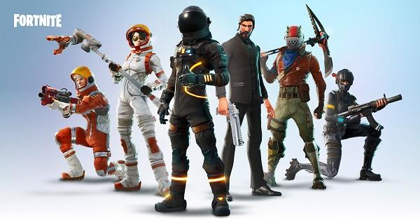 Fortnite, el videojuego que bate récords