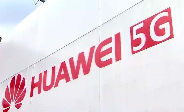 Huawei en el MWC2018
