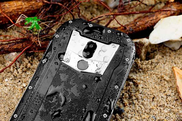 oukitel wp5000 cámara