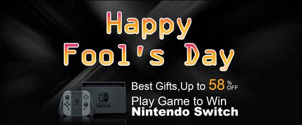 happy fools day en dodocool