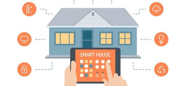esquema Smart Home