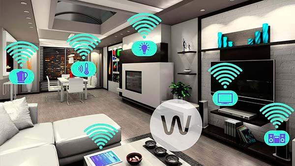 conectividad Smart Home