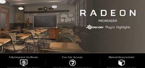 AMD presenta complementos Radeon ProRender macOS