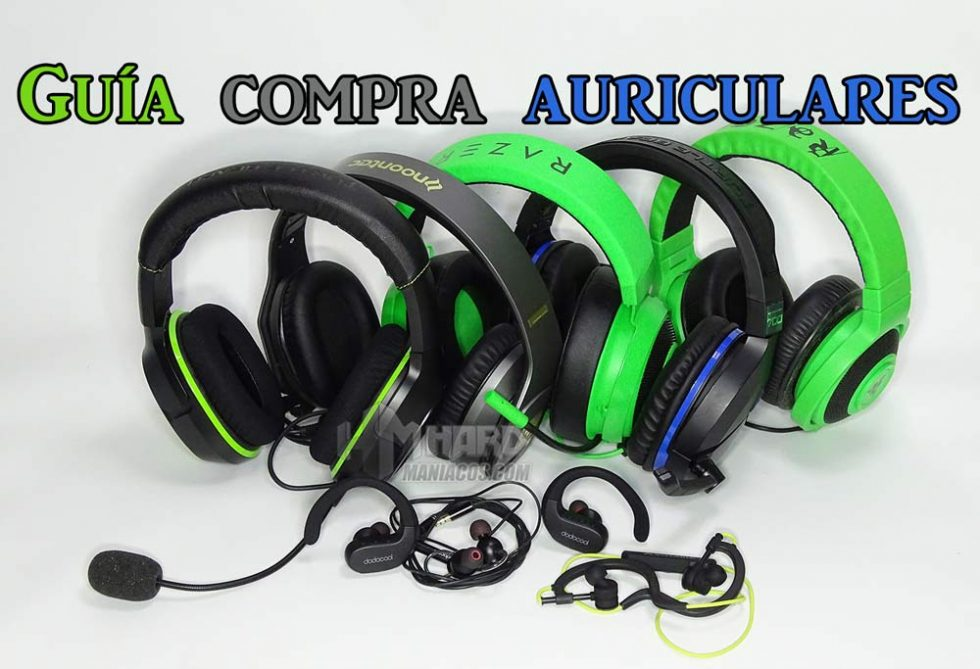 b3c581c02a3a ▷ Guía COMPLETA sobre Auriculares y CONSEJOS de Compra - Hardmaniacos