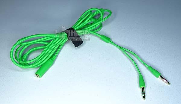 cable extra tomas separadas Razer Kraken Pro V2