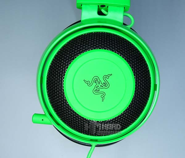 orejera por fuera Razer Kraken Pro V2