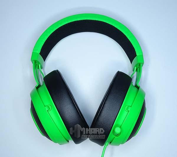 auriculares Razer Kraken Pro V2