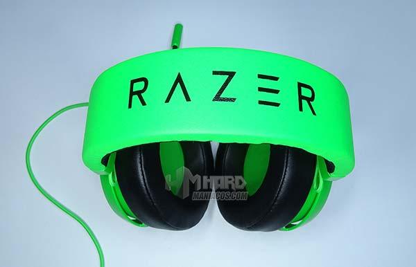 diadema por fuera Razer Kraken Pro V2
