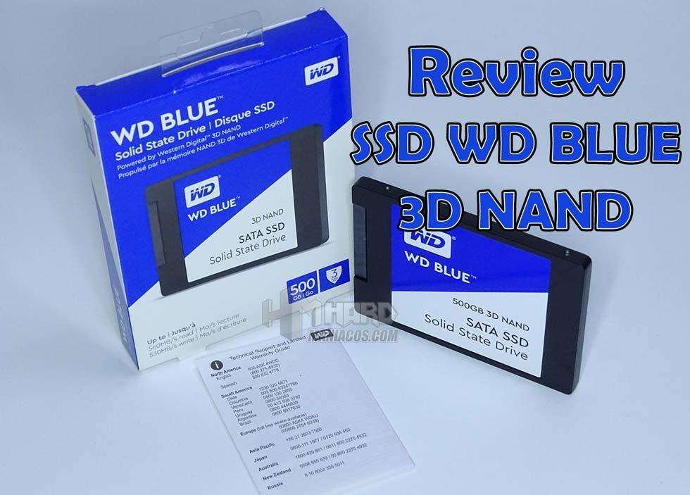 ssd wd blue 3d nand portada