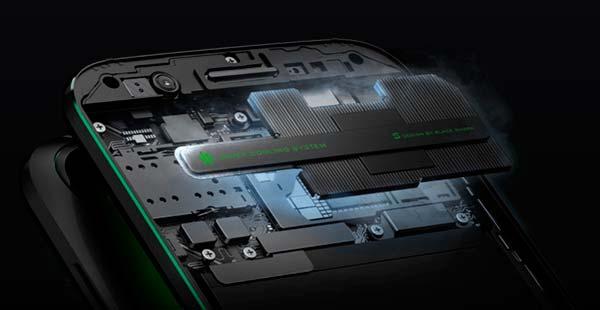 refrigeración líquida Xiaomi Black Shark
