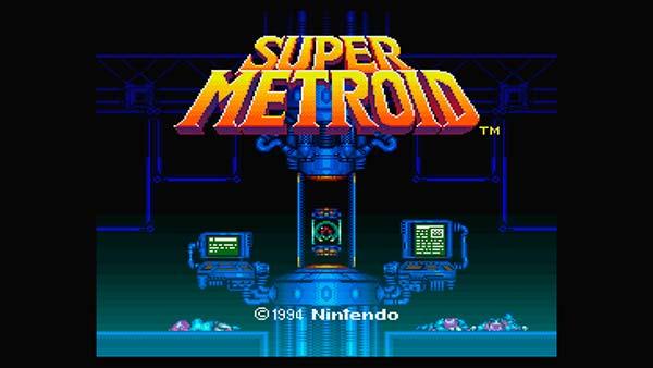 Super Metroid Wii