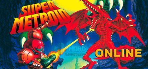juego online de SNES Portada