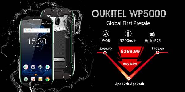 oukitel wp5000