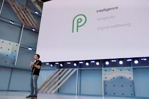 Android P beta Portada
