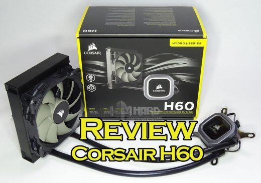 corsair h60, portada