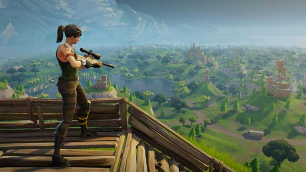 Fortnite Battle Royale llegará a China