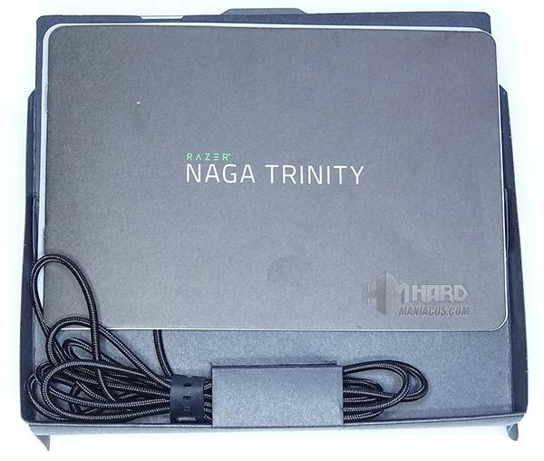 razer naga trinity, manual