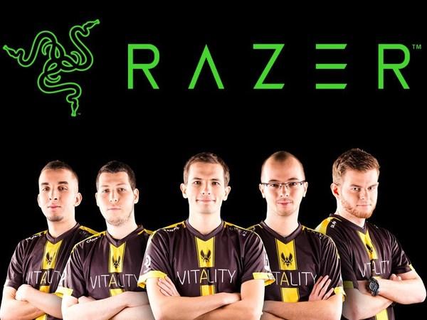 Alianza entre Team Vitality y Razer