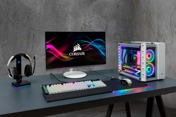 corsair crystal series 280x rgb