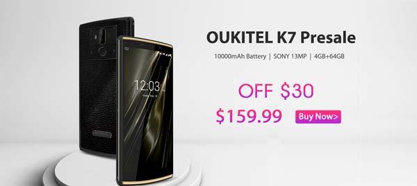 oukitel k7 en venta rápida
