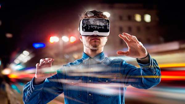 Realidad Virtual Portada