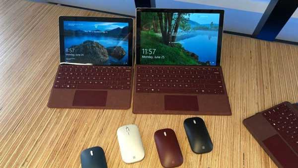 La Surface Go es la nueva tablet económica de Microsoft