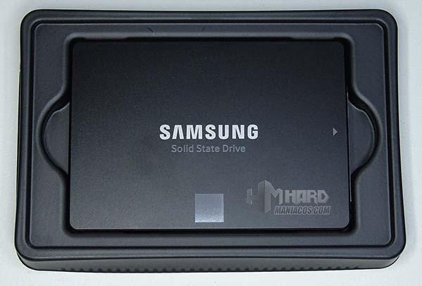 SSD Samsung 860 EVO en caja