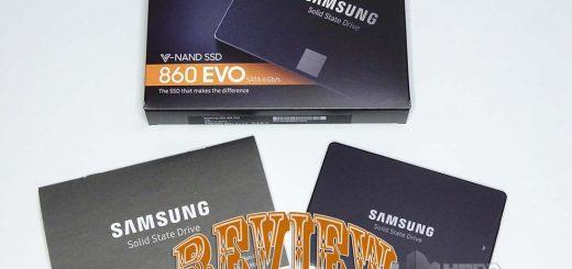 Samsung 860 EVO Portada