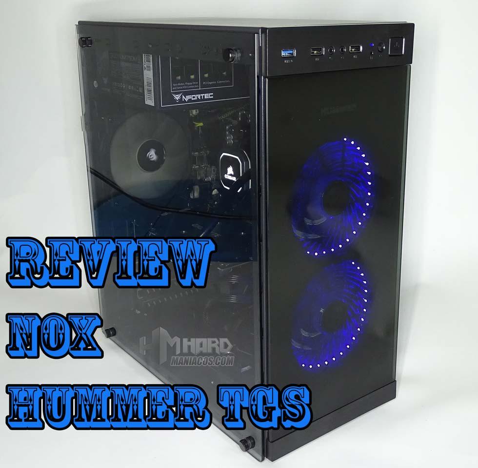 nox hummer tgs, portada