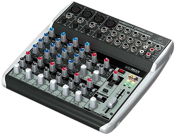 mesas de sonido