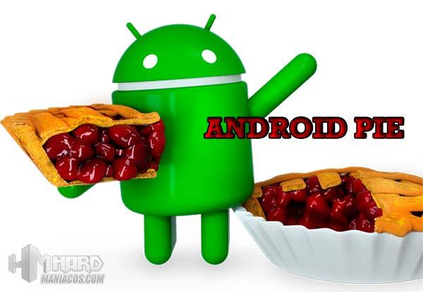 Android Pie Portada