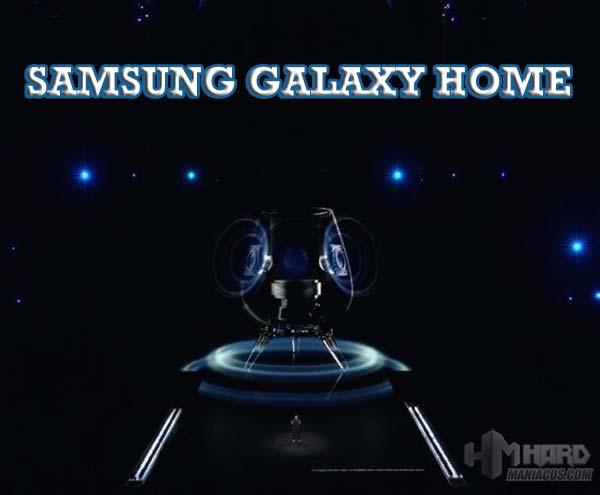 Galaxy Home Portada