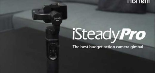 Hohem iSteady te ayuda a hacer mejores vídeos con tu móvil