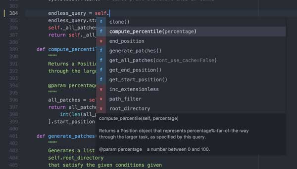 ¿Por qué el lenguaje Python es tan sencillo y usado?