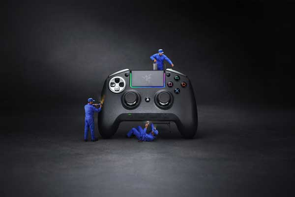Razer Raiju y Thresher es lo nuevo de Razer para PS4